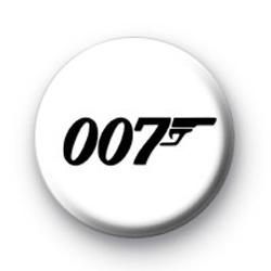 007 Badge James Bond badges