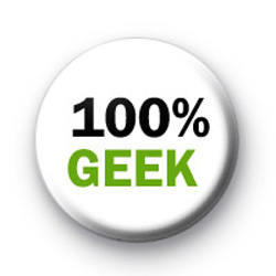 100% GEEK Badge