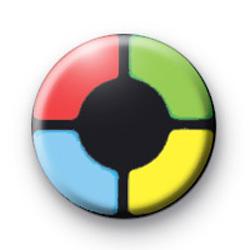 Retro 1980 Game badges