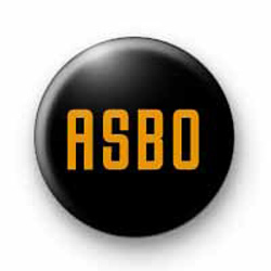 ASBO badges