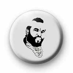 B.A. Baracus (Mr T) badges