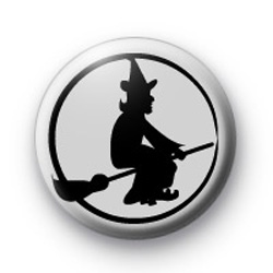 Black Witch Badge