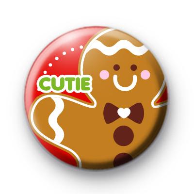 Gingerbread Christmas Cutie Badge