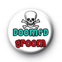 Doomed Groom Badge