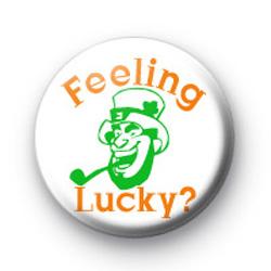 Feeling Lucky badge