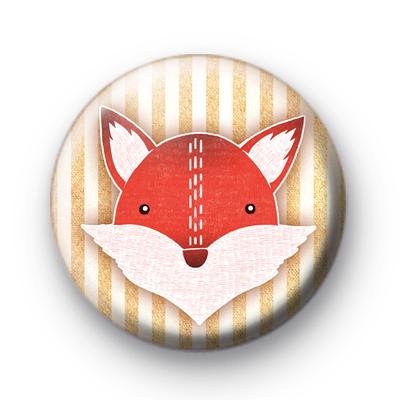 Fantastic Mr Fox Button Badges