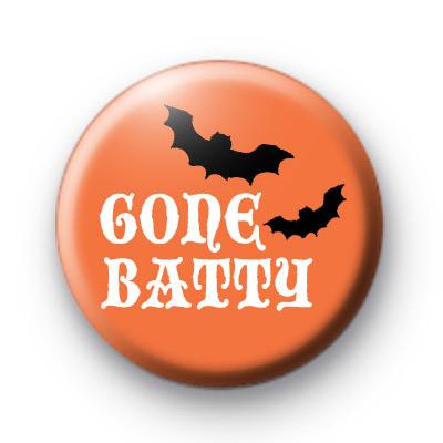 Halloween Gone Batty Badge