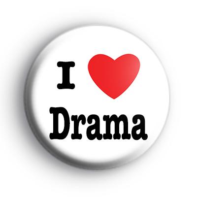 I Love Drama badges