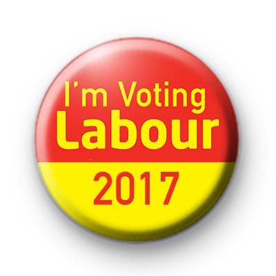 2017 General Political Party Election Labour Corbyn 25mm Button Badge