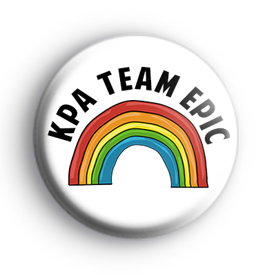 KPA Team Epic Rainbow Badge