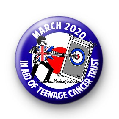 MOD March 2020 custom MOD charity badges