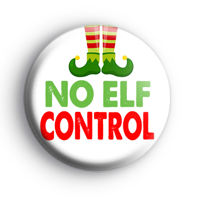 No ELF Control Badge