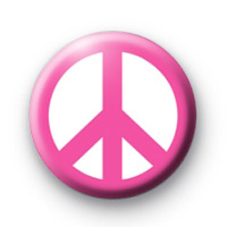Peace (pink) badges