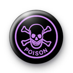 Purple Poison Badge