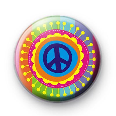 Rainbow Peace for all badges