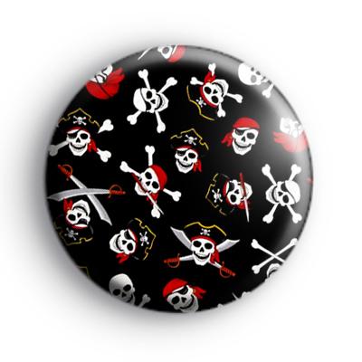 Pirate Skulls badges