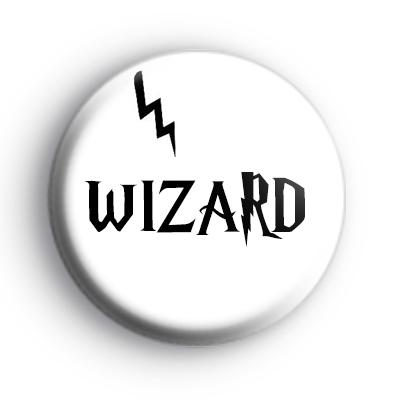 Harry Potter Wizard Badge