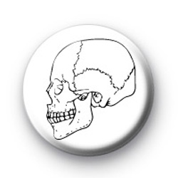 Real Skull Badge