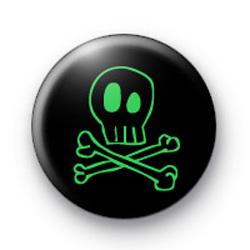 Green Skull badges
