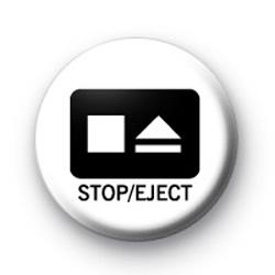 Symbol Eject Stop Badges