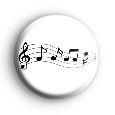Sheet Music Badge