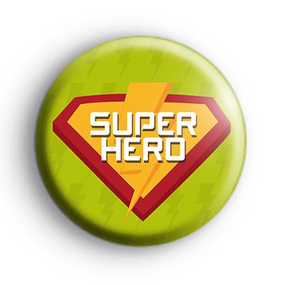 Super Hero Insignia Badge