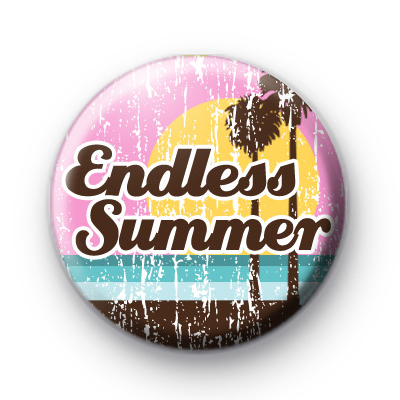 Tropical Endless Summer Badge