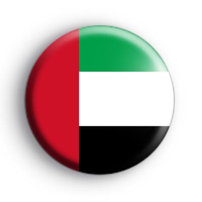 United Arab Emirates Flag Badge