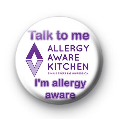Allergy Aware Kitchen badge