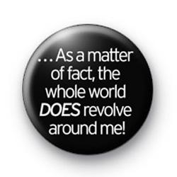 As a Matter of Fact Badge