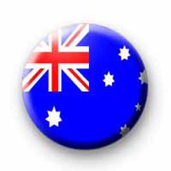 OZ Australia Australian Flag Badges