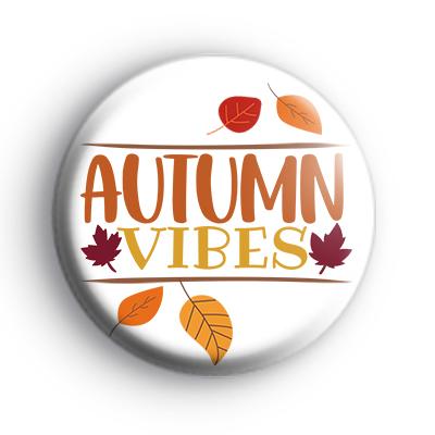 Autumn Vibes Badge