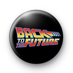 Back to the Future Badges