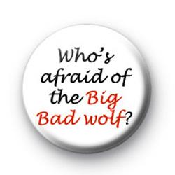Big Bad Wolf Badge