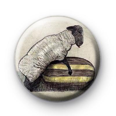 Bah Humbug Sheep Badges