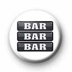 Slot Machine BAR badges