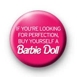 Barbie Doll Badge