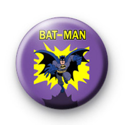 Batman - Purple badges