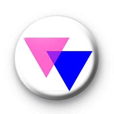 Biangle Bisexual Pride Badge