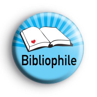 Bibliophile Badge