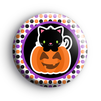 Halloween Characters Badge
