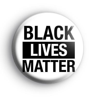 Black Lives Matter Badge