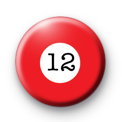 Billiard Ball Age 12 badge
