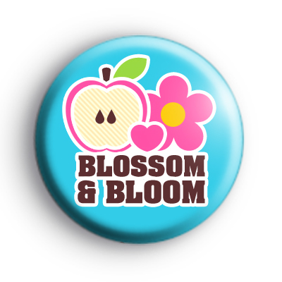 Blossom and Bloom Badge