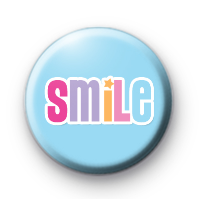 Positive SMILE Badge