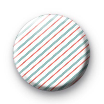 Pink and Blue Stripe Badges