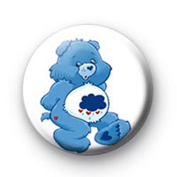 Grumpy Bear bagde