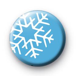 Snowflake Blue 1 badges