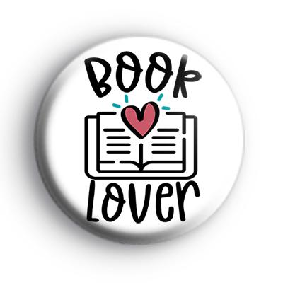 Book Lover Bookish Badge