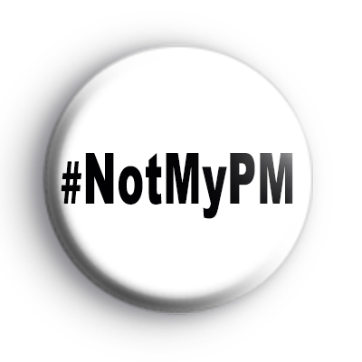 Not My PM Badge